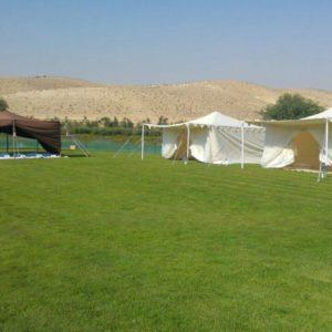 הצללות ואוהלים